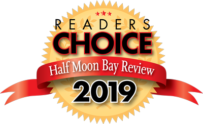 2019 Half Moon Bay Review Readers Choice award winner